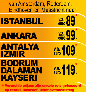 ONTDEK & GENIET TURKIJE, EEN FASCINEREND LAND